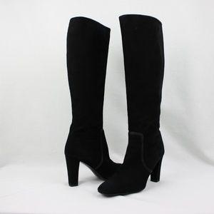 Juxtury ZARA Knee-high suede boots Like New 7.5